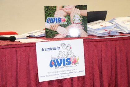 Il protocollo d'intesa tra Avis e le scuole della provincia Verbania-Cusio-Ossola