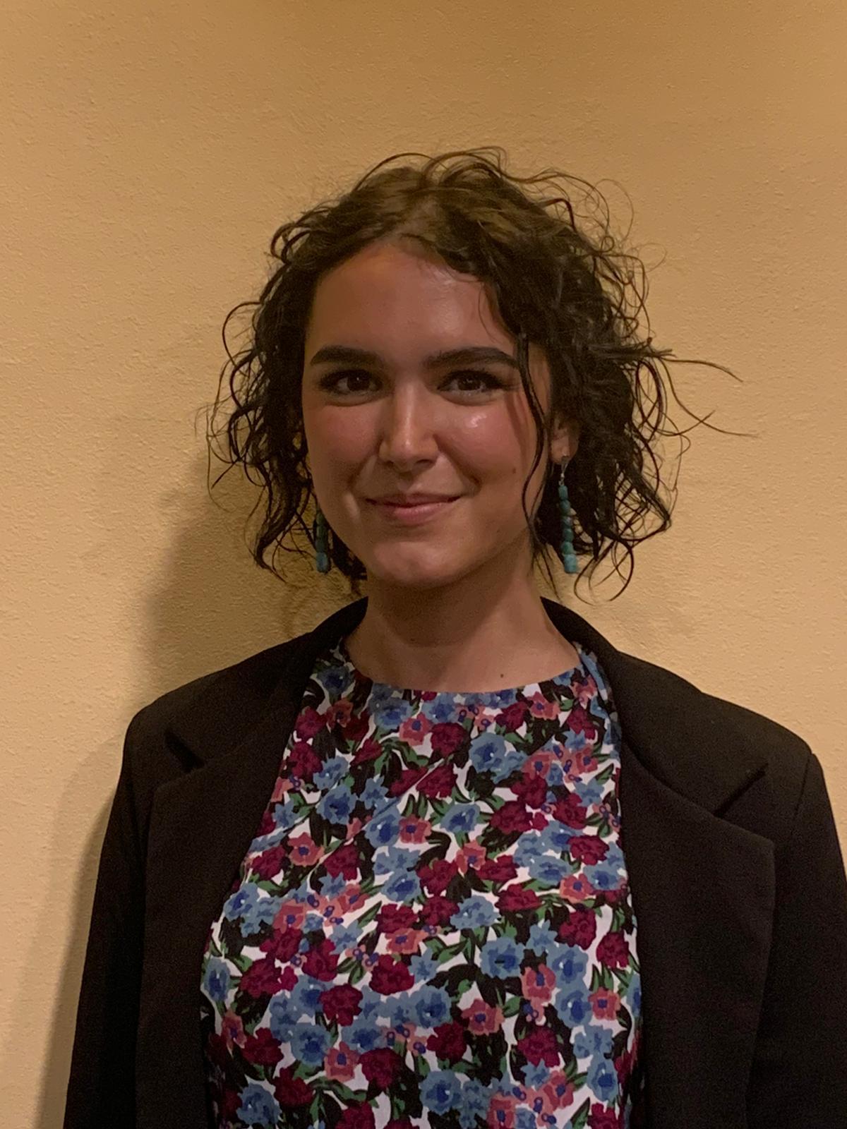 Greta Pieracci, vice Coordinatrice Consulta Nazionale AVIS Giovani